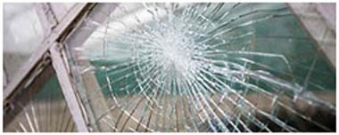 Seaford Smashed Glass